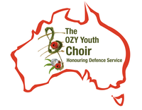 Ozy Youth Choir Honouring Defence Service